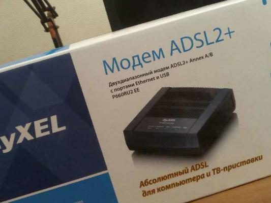 Procedure to install a bitstream Zyxel modem