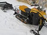 Снегоход Динго150